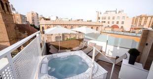 HABITACIÓN DOBLE CON SUPLETORIA CON ACCESO AL SPA GRATIS Hotel Nuevo Torreluz