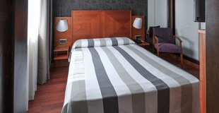 HABITACIÓN INDIVIDUAL Hotel Nuevo Torreluz