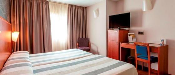 Conexión wifi gratuita Hotel Nuevo Torreluz