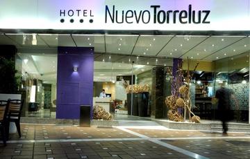 Fachada Hotel Nuevo Torreluz