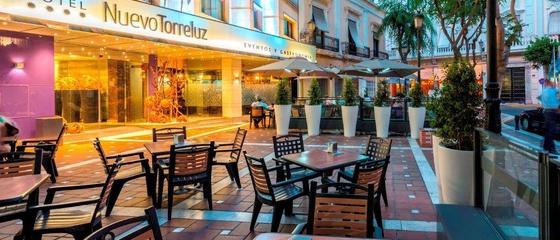 Terraza Hotel Nuevo Torreluz