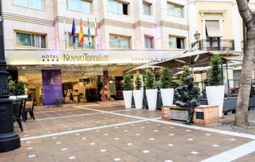 Entrada Hotel Nuevo Torreluz